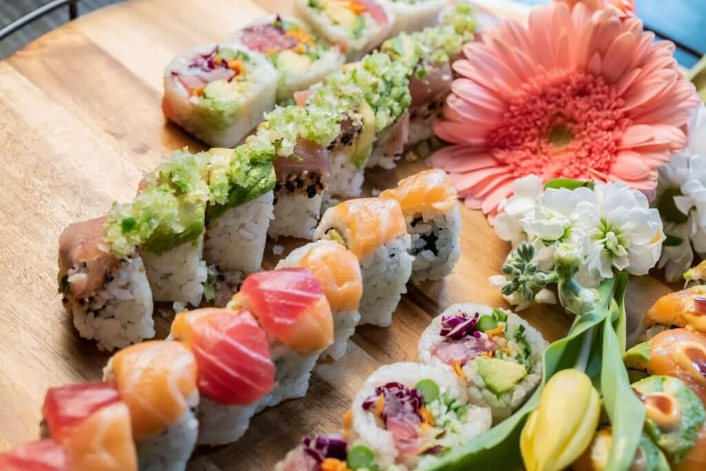 Asian Cuisine from Tsunami Sushi in Sarasota